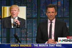 The joke's on Trump