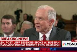 WP: Trump camp's Sessions, Russian amb spoke