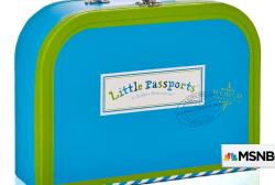 Launching the company Little Passports...