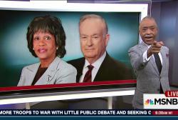 Rev. Sharpton tells Bill O'Reilly: I gotcha!