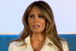 Petition demands Melania Trump move to...