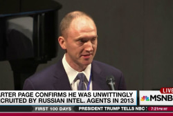Former Trump adviser duped by Russian spies