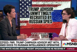 Fmr Trump adviser had been Russian spy target