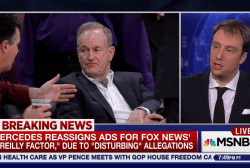 Bill O'Reilly loses major advertiser after reports of harassment