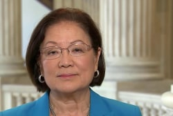 Sen. Hirono: McConnell blaming Dems ...