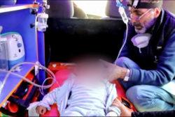Suspected gas attack in Syria 'uniquely...