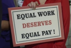 Greta: The Injustice of Unequal Pay