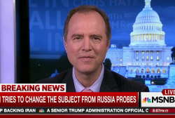 Rep. Schiff: WH will continue to interfere...