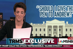 Maddow obtains apparent EPA regulation memos
