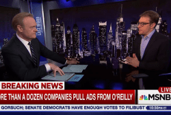 Advertisers dump O'Reilly amid sexual...