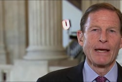 Sen. Blumenthal: 'It is our right' to...
