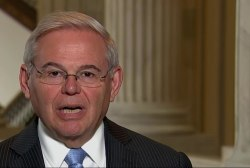Menendez: Trump Isn't Committed to Ending...