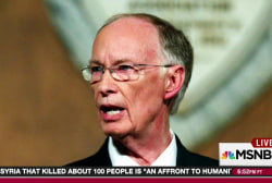 Alabama governor referred for prosecution