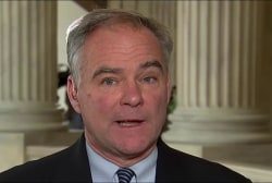 Tim Kaine: Same standard should apply to...