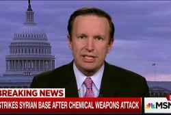 Sen. Murphy: 'I  don't trust the Trump...
