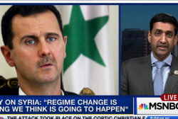 "Rep. Khanna on Syria: ""Nation hasn't..."