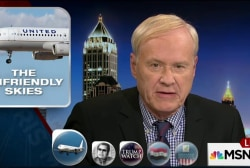 Fallout from United Airlines controversy