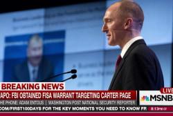 FISA warrant targeted fmr Trump advisor: WaPo