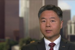 Rep. Lieu: If Trump cared about Syrians he...