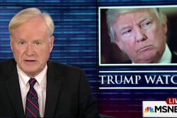 Chris Matthews on Trump's ignorance of...