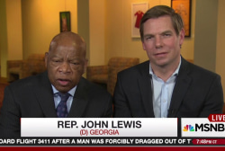 Rep. Lewis to Dems: 'Keep the faith'