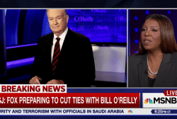 Is the O'Reilly era at Fox News coming to...