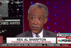 Sharpton: O'Reilly promoted white nationalism