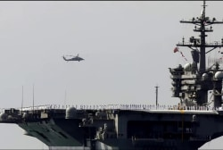 Was the world 'duped by Trump' on warship...