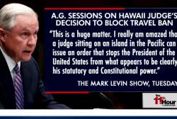 Attorney General calls Hawaii 'an island...