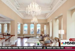 Trump real estate shown as potential conflict