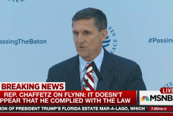 Will Michael Flynn go to jail?