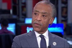 Rev. Sharpton: 'There's a difference...