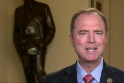 Rep. Schiff: WH seems to be hiding info...