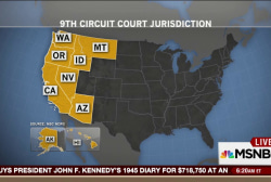 Republicans set sights on 9th Circuit...