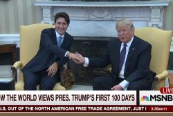 How the world views Donald Trump's presidency