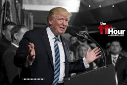 Trump on the job of president: 'I thought...