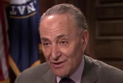 Schumer: 100 Days In, Trump Not a Great...