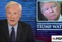 Matthews: People hate ruling class Trump...