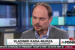 Russian pro-democracy movement resists Putin