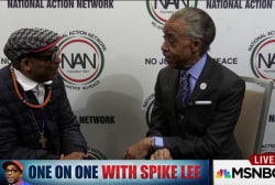 One-on-one with Spike Lee