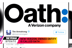 Verizon combines Yahoo, AOL into one company