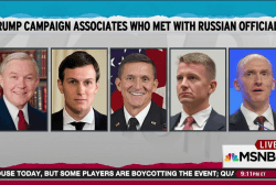Erik Prince grows Trump Russia contact list
