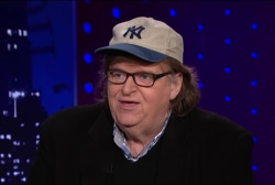 Michael Moore: Can these words bring down...