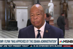 Cummings: Russia probe 'is a fight for the...