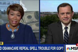 GOP healthcare fiasco could flip House and...