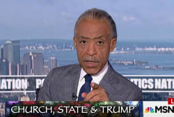 Church, State & President Trump