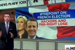 Macron wins in France despite hack