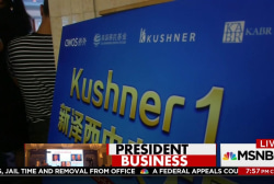 Kushner family impropriety?