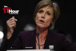 Yates testifies on Russia, Mike Flynn, &...