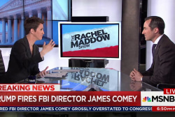 Comey firing an attack on DOJ independence